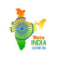 election of india 2019 banner design