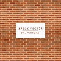 Brick vector background