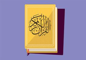 Vecteur Al Quran