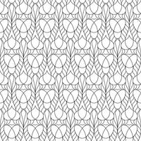 Seamless pattern and background on modern texture lines.