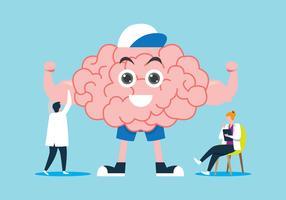 Healthy Mind vector