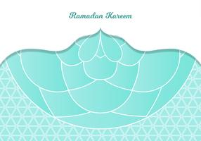 Ramadan Kareem-groet