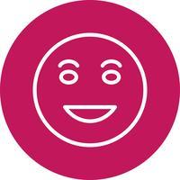 icona di vettore di lol emoji