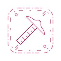 Drafting Tool Vector Icon