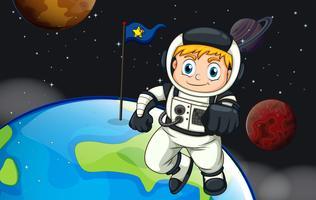 Astronauta vector