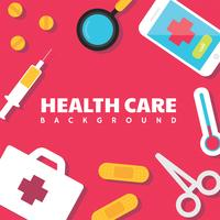 Health Care Vector Design