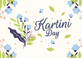 vecteur de kartini day