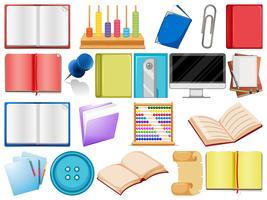 Schul- oder Schulausrüstung