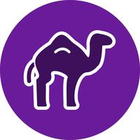 Camel Vector Icon