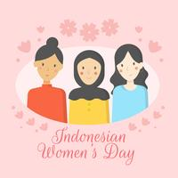 Kartini Day Vector