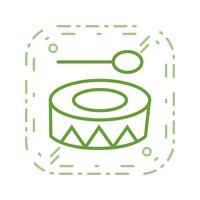 Icono de vector de festival