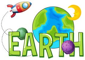 Word design for earth