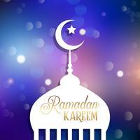 Fondo de Ramadan Kareem