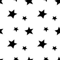 Modern Geometric Star Pattern. Vector Star Pattern Background texture