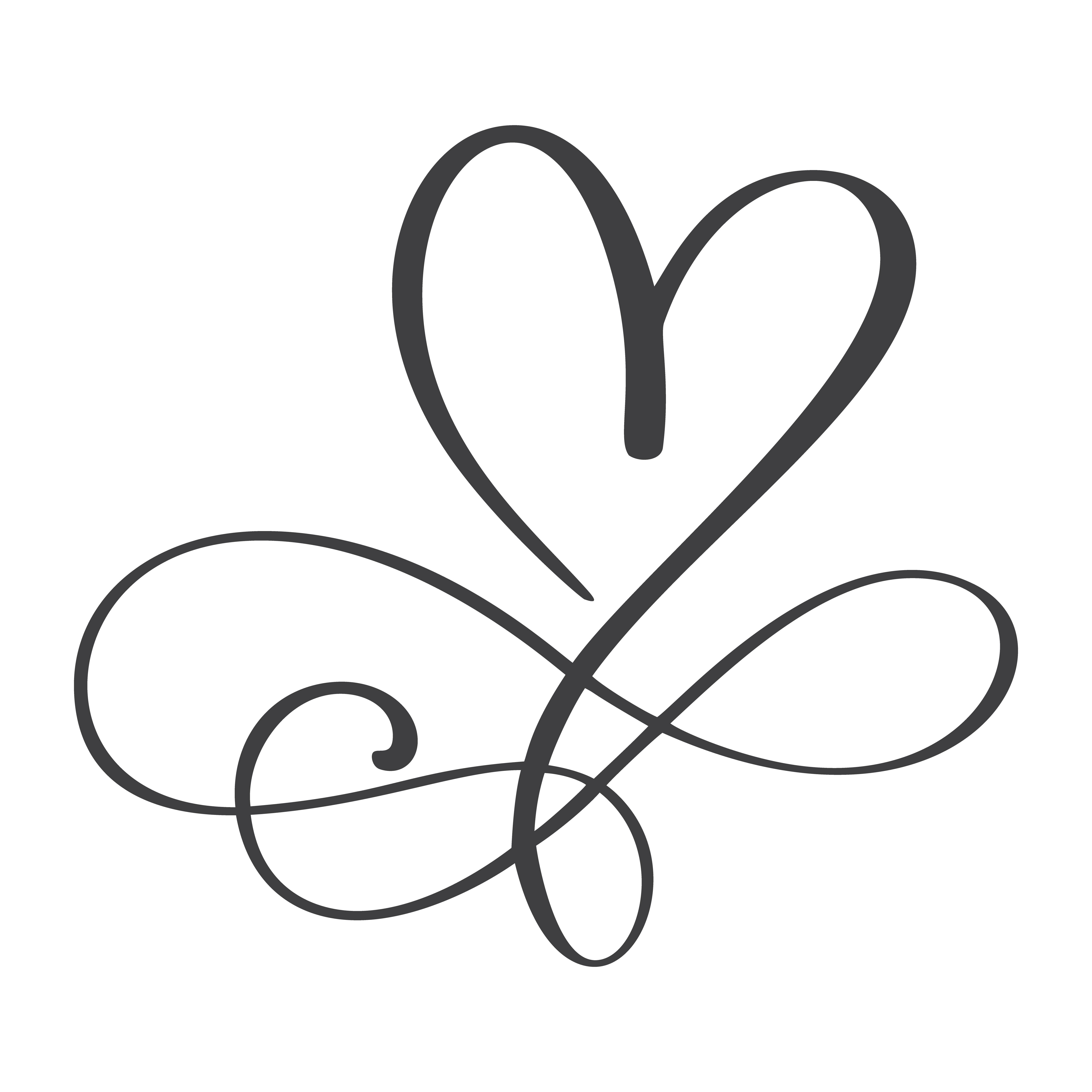 Symbole Liebe Zum Kopieren