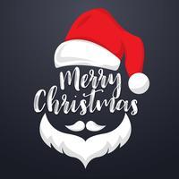 Weihnachtshintergrund-Vektorhintergrund