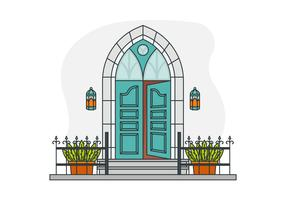 Des portes