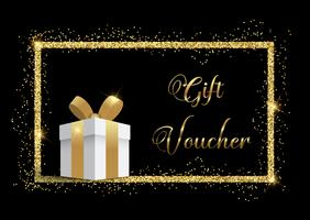Luxurious gift voucher