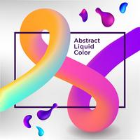 Banner di vendita su Fluidifica e Fluid Shape Background