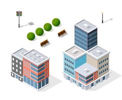Isometric vector illustration