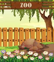 En natur zoo mall