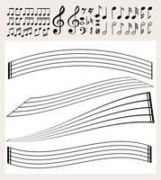 Note musicali e modello di scala