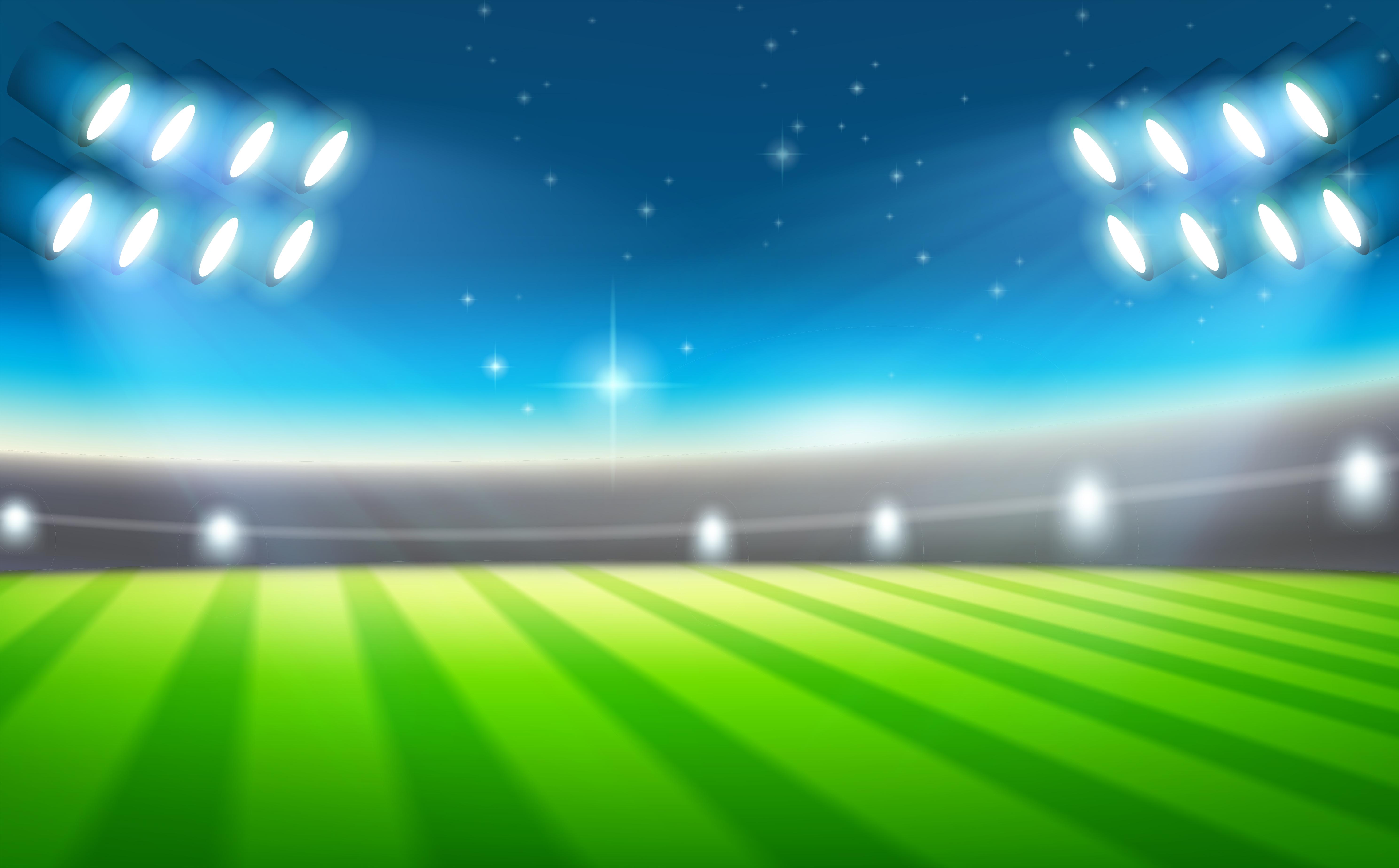 a football stadium background download free vectors clipart graphics vector art vecteezy