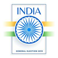 2019 election of india banner design