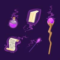 Wizard School Equipments