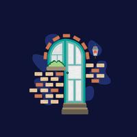 Doors Vector