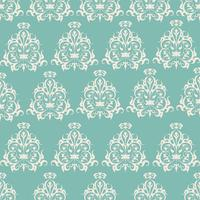 Seamless Ornamental Floral Pattern Background vector
