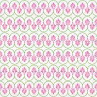 Nahtloser dekorativer Blumenmuster-Hintergrund