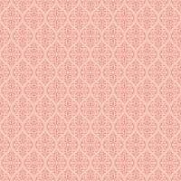 Seamless Ornamental Floral Pattern Background