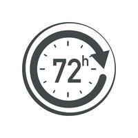 72h icon.