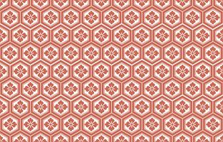 Japanese traditional, seamless pattern.  Horizontally and vertically repeatable.