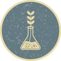 Experiment Growth Vector Icon