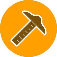 icône de vecteur d'outil de rédaction