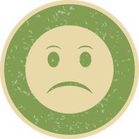 arg emoji vektorikonen