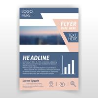 Business Brochure Design vector