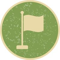 Flag-Vektor-Symbol