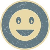 Laughing Emoji Vector Icon