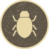 bug vector pictogram