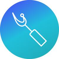 Seam Ripper Vector Icon