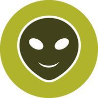 Ausländische Emoji-Vektor-Ikone