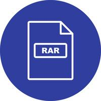 RAR-Vektor-Symbol