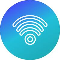 Wifi Vector Icon