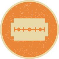 Icona di vettore del rasoio
