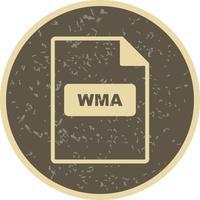 WMA Vector Icon
