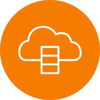 Base de données Vector Icon