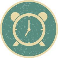 Ícone de vetor de alarme
